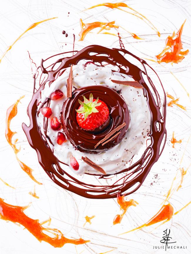 JM.recette passion elitiste chocolat aux fruits rouges