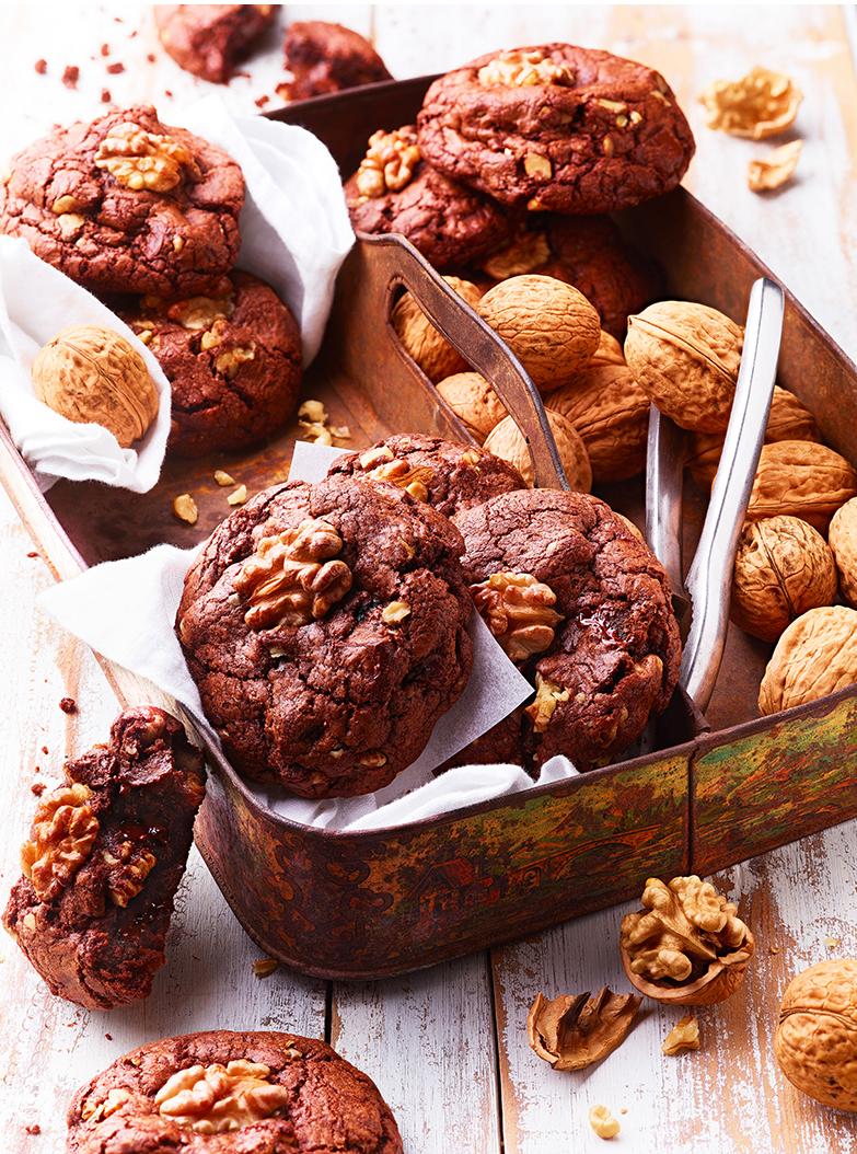 AOP NOIX recette cookies noix de grenoble - copie