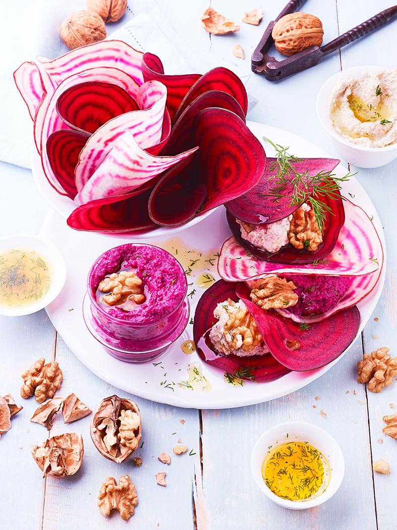AOP NOIX recette ravioles aux noix du Perigord