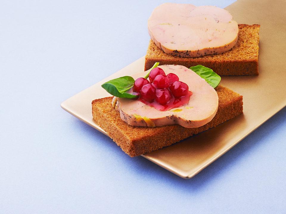 brossard 350gr pain foie gras