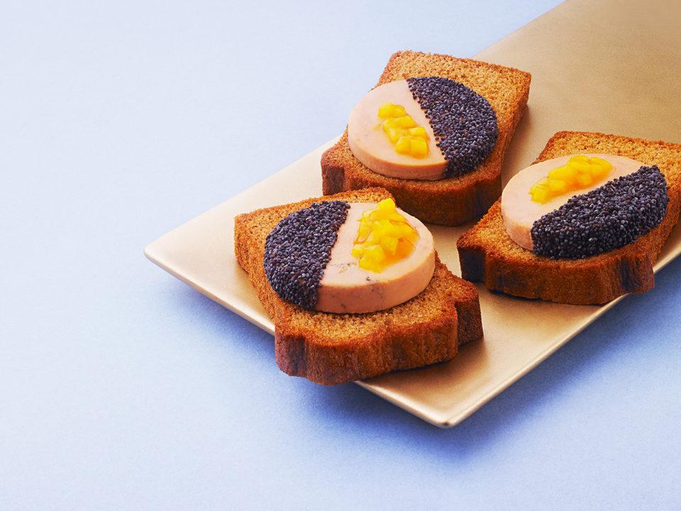 brossard mini foie gras