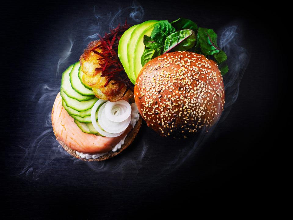 burger norvegien st