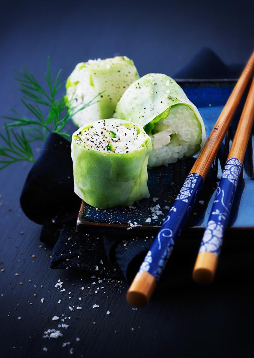 springrolls tofu concombre 42126